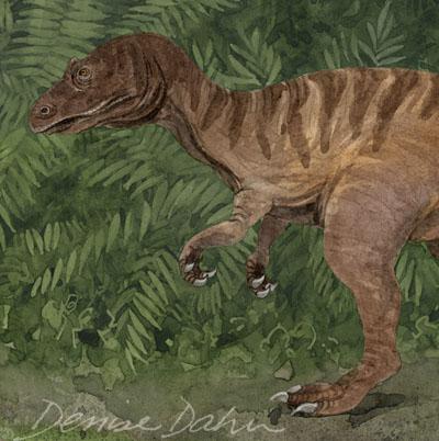 DDahnAllosaurus