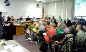 parks board meeting 6-25-15